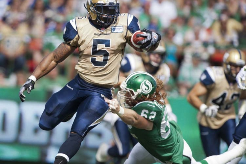 Roughriders' Steinhauer embracing new role as a fullback