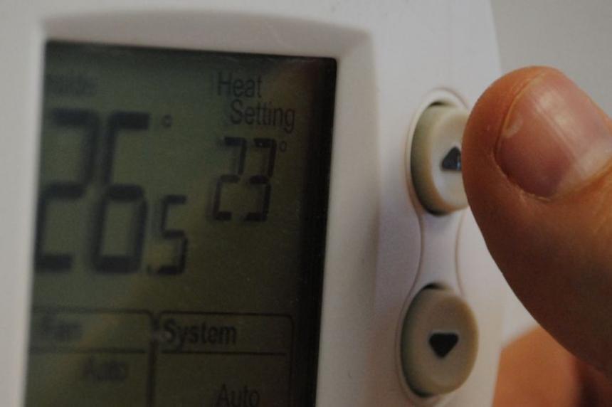 Natural gas usage down 7% during mild Sask. winter