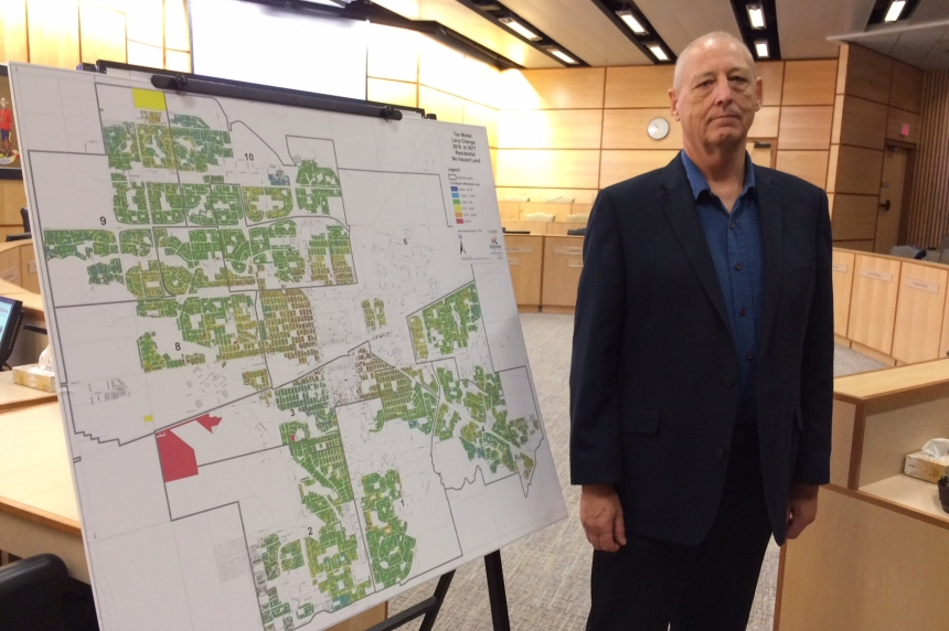 Property reassessment means a change in taxes for Regina homeowners