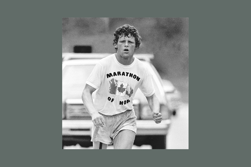 New Heritage Minute created about Terry Fox