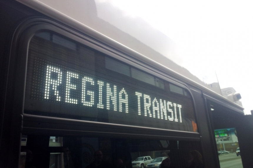 Free transit for Regina voters