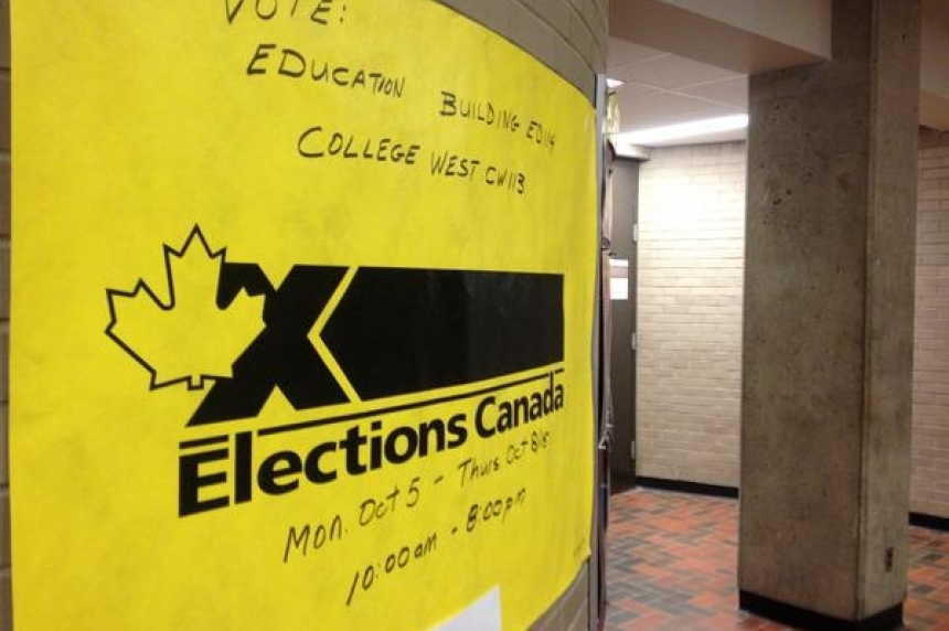 More voters showing up to advance polls this election