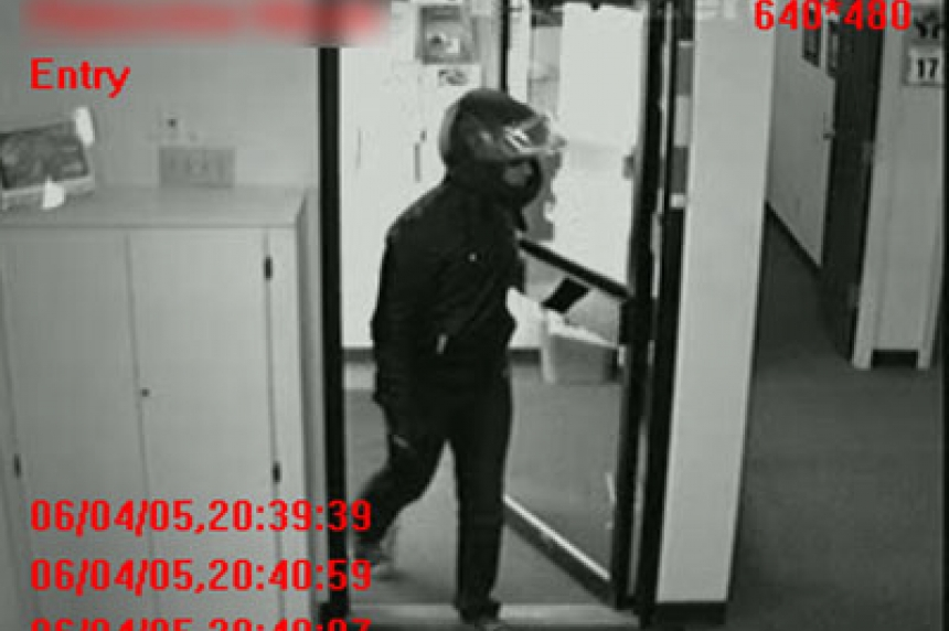 Bank robbed in Vibank