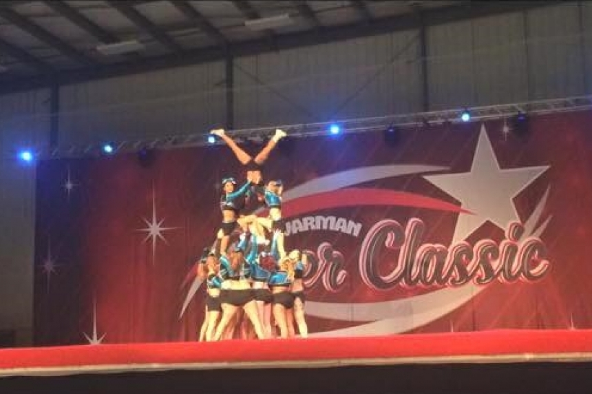 Warman cheer team qualifies for World Championships