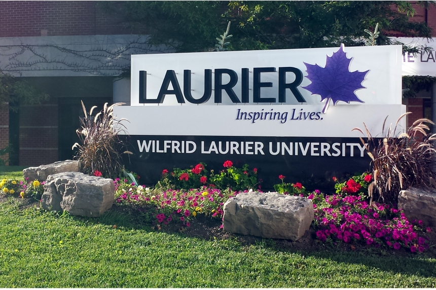 Wilfrid Laurier University in Waterloo lifts lockdown