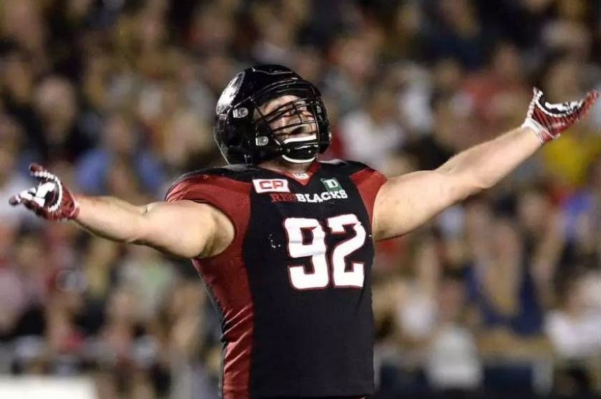 'Just as nice as the first one:' Regina's Zack Evans wins second Grey Cup championship