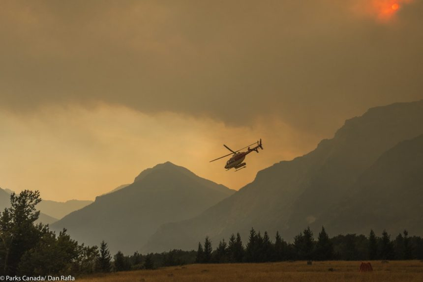 Evacuation orders mount as wildfire spreads in southwestern Alberta