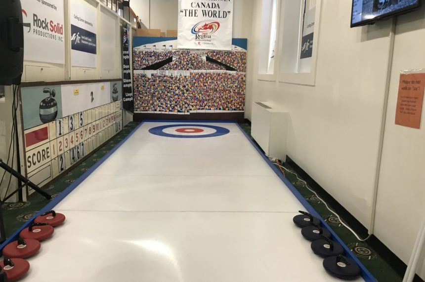 Adaptive curling rink featured at Sask. Sports Hall of Fame