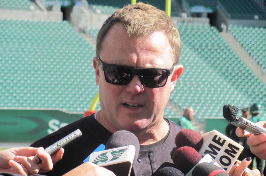 Riders focused on winning next game, not playoffs: Jones