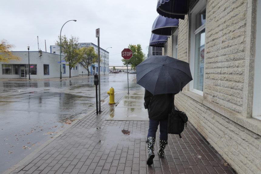 Regina receives first real rainfall in September