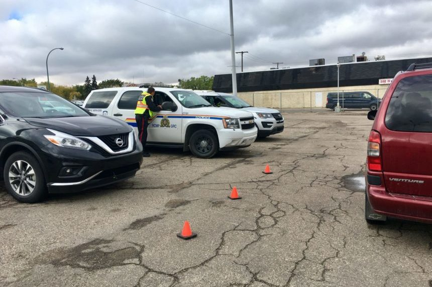 Regina traffic enforcement blitz nets 231 tickets