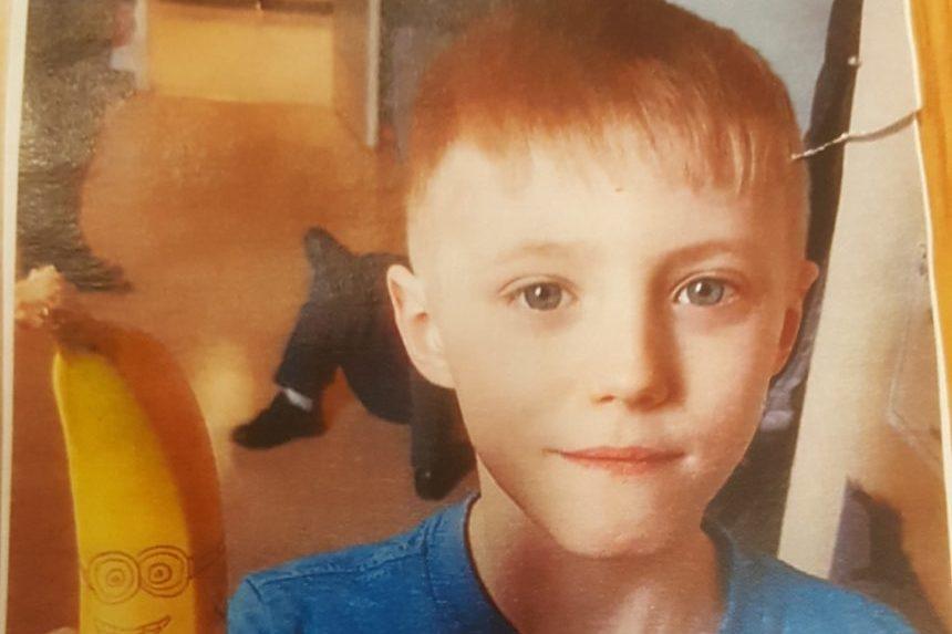Missing 7-year-old boy found safe in Regina