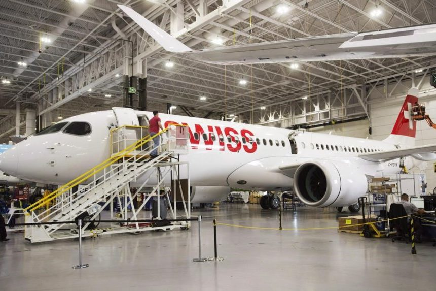 Bombardier says Airbus deal puts it on strong legal ground to avoid CSeries duties