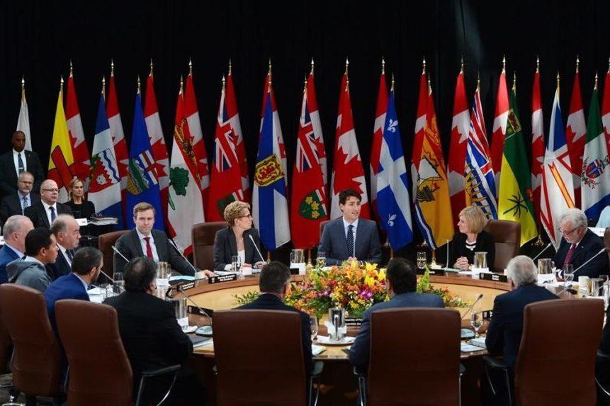 Premiers tell Trudeau about doubts over pot, tax plans