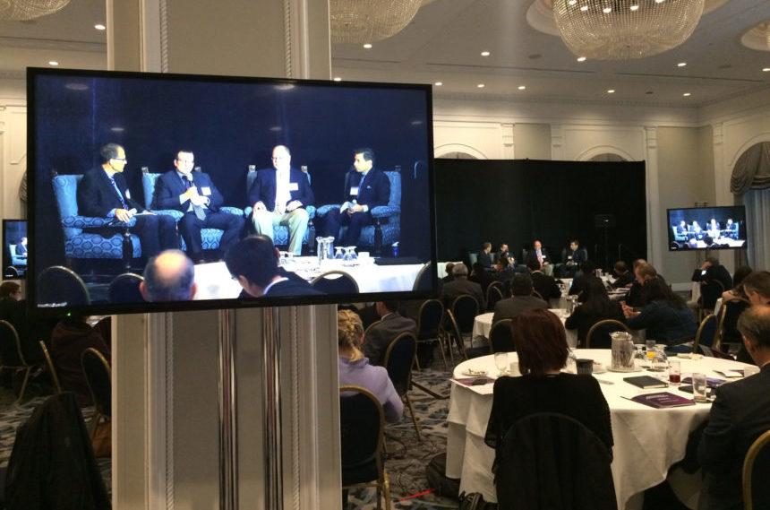 Carbon capture touted at global symposium in Regina