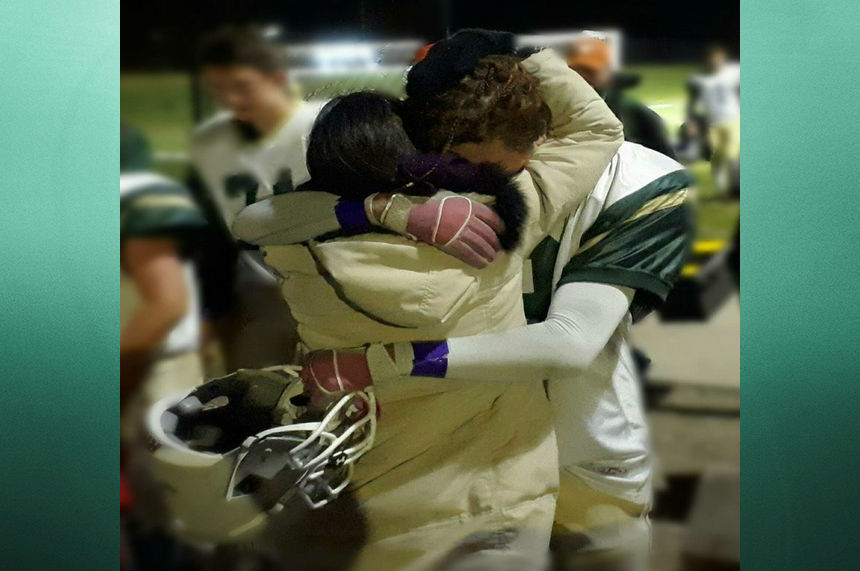 Football more than a game for a Regina family