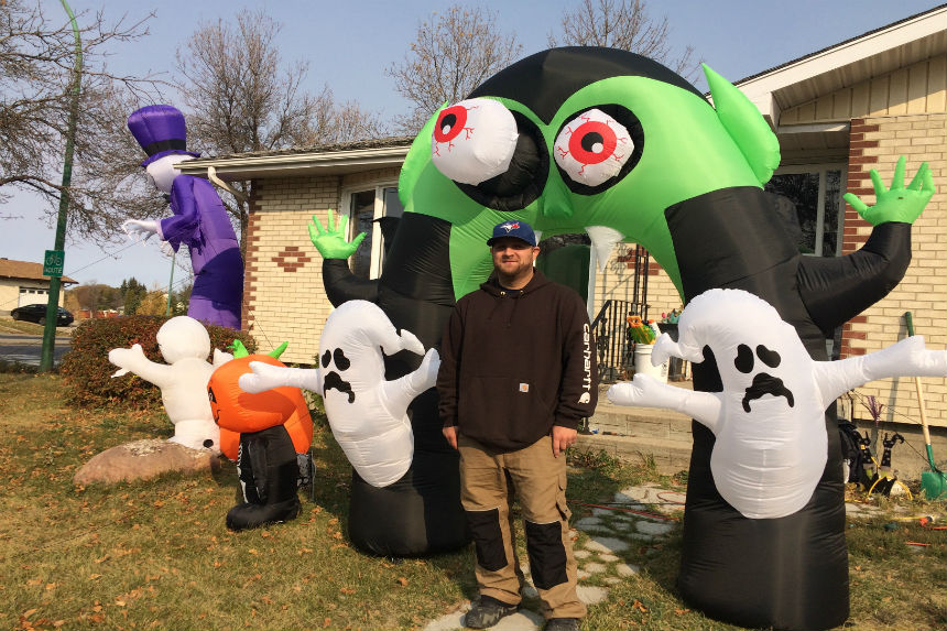 Martel on the Move: Halloween more of a season than day