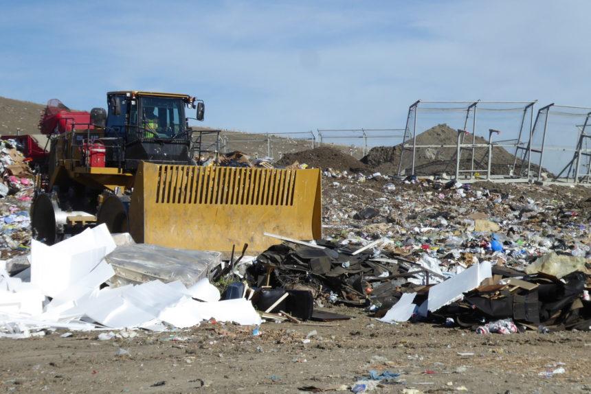 City landfill, SaskPower prepare for powerful wind