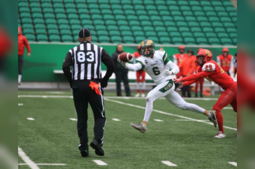 Regina Rams fall 42-30 to undefeated U of C Dinos