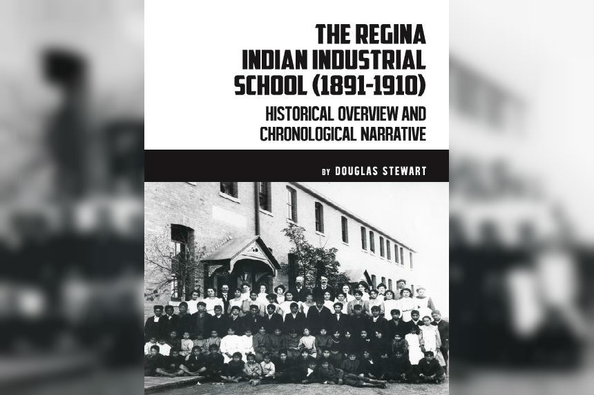 Sask. author pens book on Regina Indian Industrial School