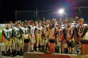 Regina Minor Football team
