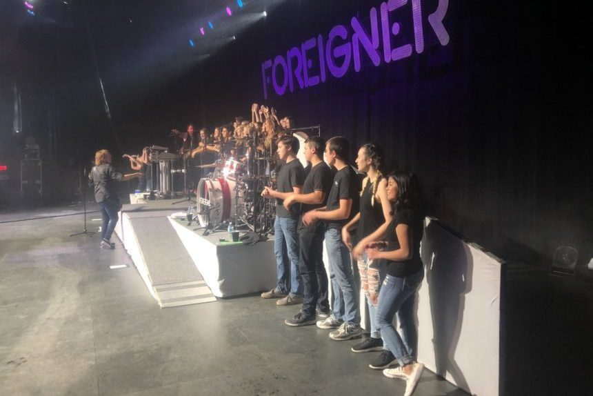 Weyburn choir gets to be Jukebox Heroes with Foreigner