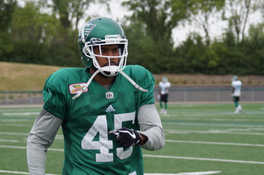 Riders release Kacy Rodgers for NFL opportunity
