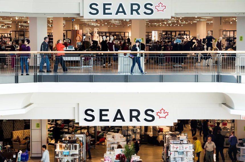 Shoppers find deals at Sears Canada liquidation sales underwhelming