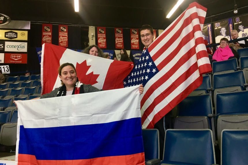 Local fans show international support at Skate Canada