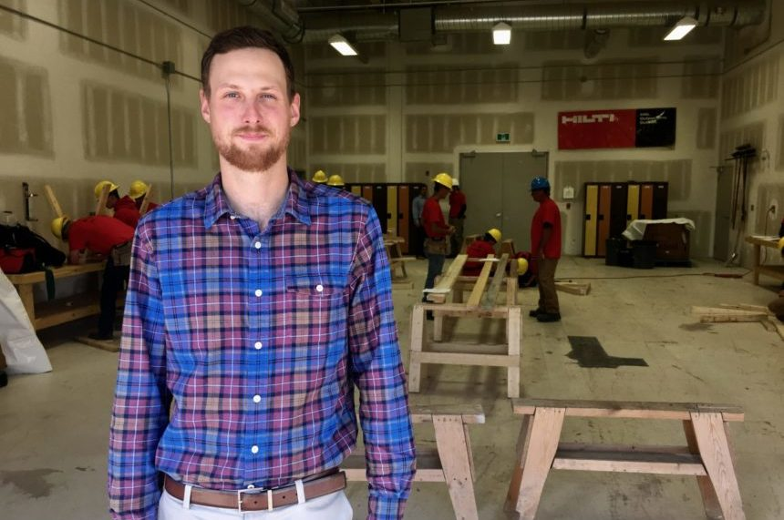 Regina Trades and Skills Centre celebrates 10 years: Graduate