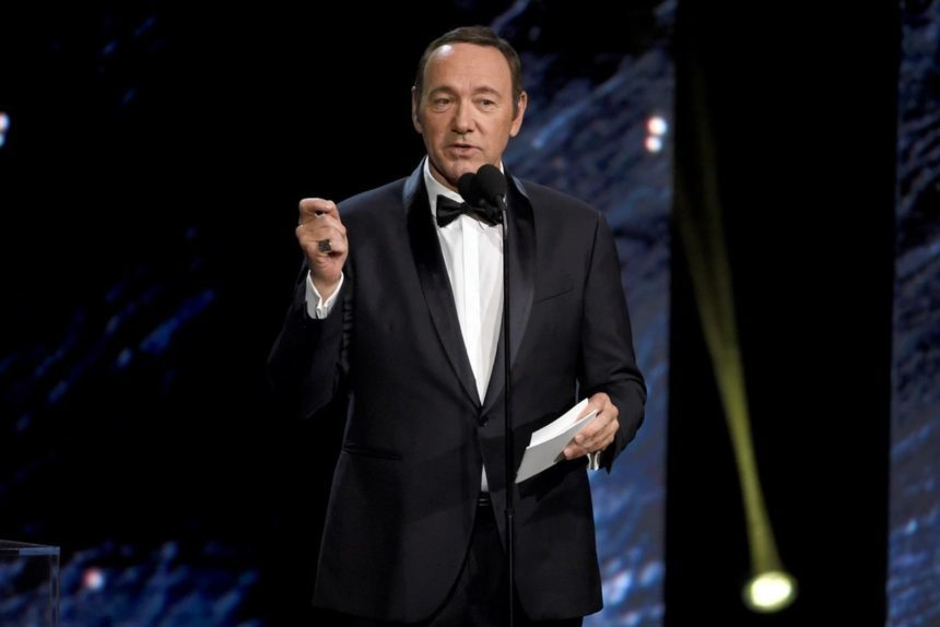 UK police investigating sex assault linked to Spacey