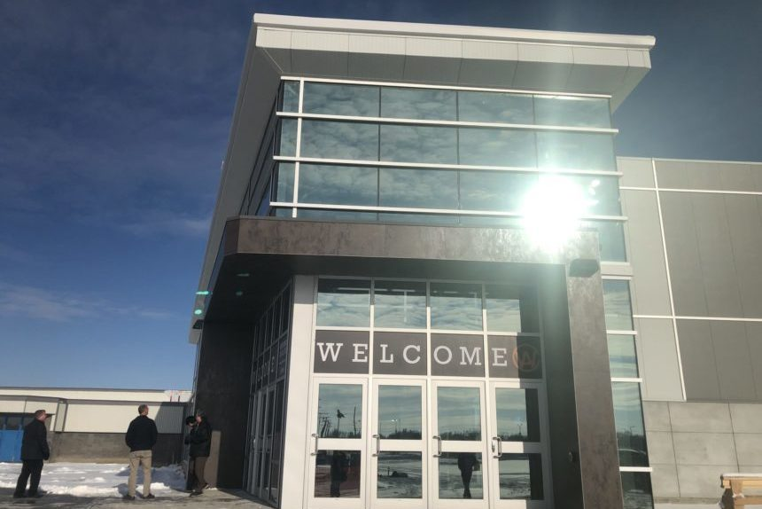 New trade centre opens at Evraz Place in time for Agribition