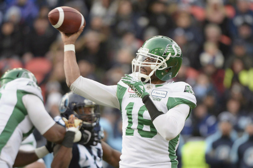 'The kids fought their butts off:' Riders fall 25-21 to Argos