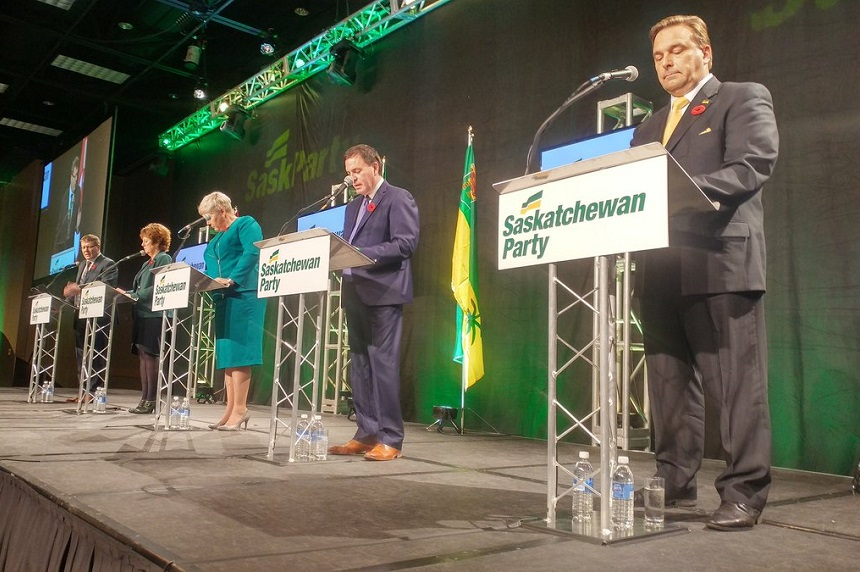 Cheveldayoff leads in Sask Party leadership donations