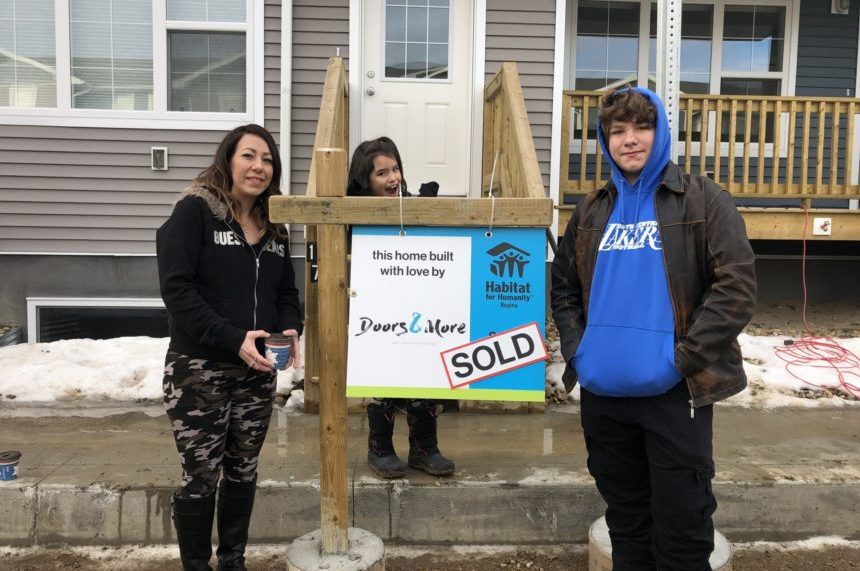 Habitat for Humanity grants dreams of home ownership