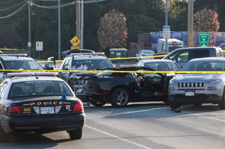 Police officer dies after shooting in Abbotsford, B.C.