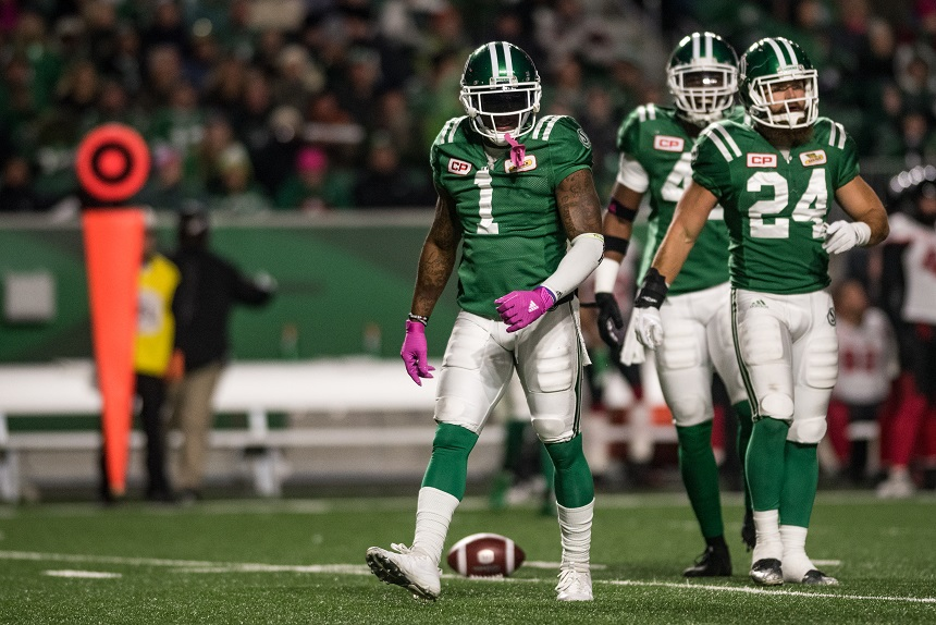 'We're like pirates:' Riders relish proving people wrong