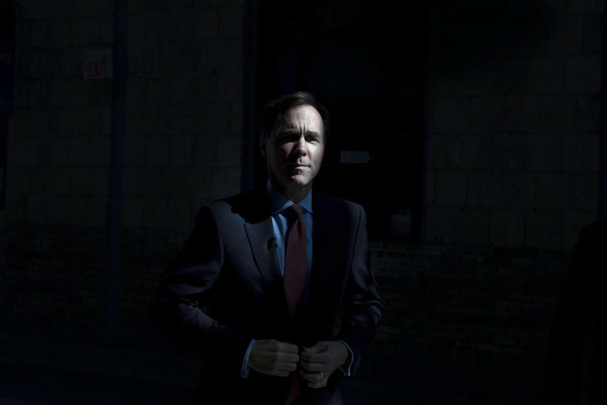Bill Morneau voted Canadian Press 2017 business newsmaker of the year