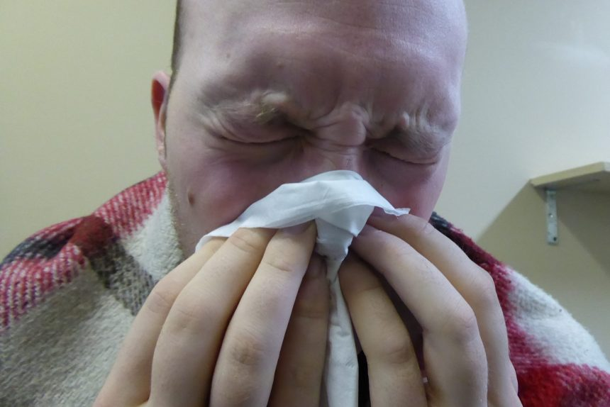 The number of flu cases in Alabama is on the rise