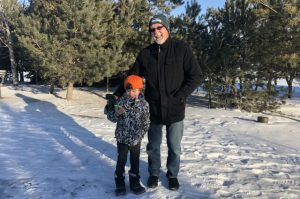 Brian Robinson and Knox Ryan