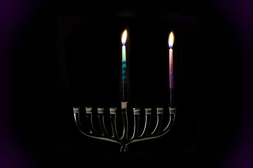 'Sharing our faith:' Regina families mark start of Hanukkah