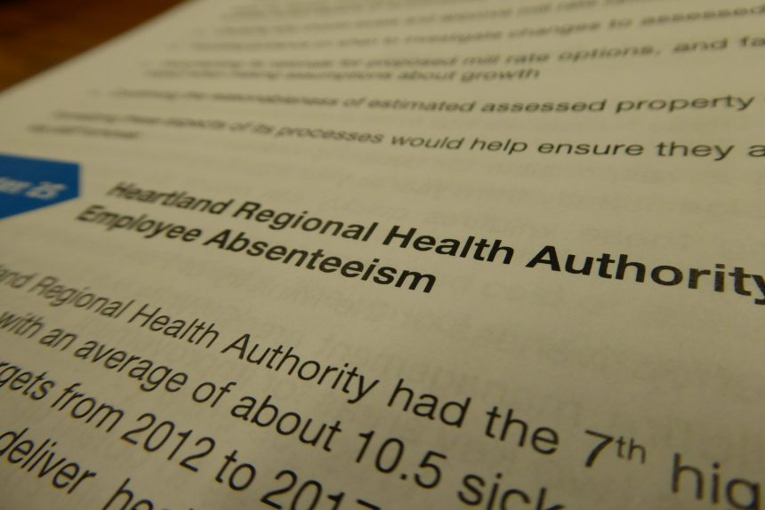 Rehabilitation policies in place but not followed: auditor