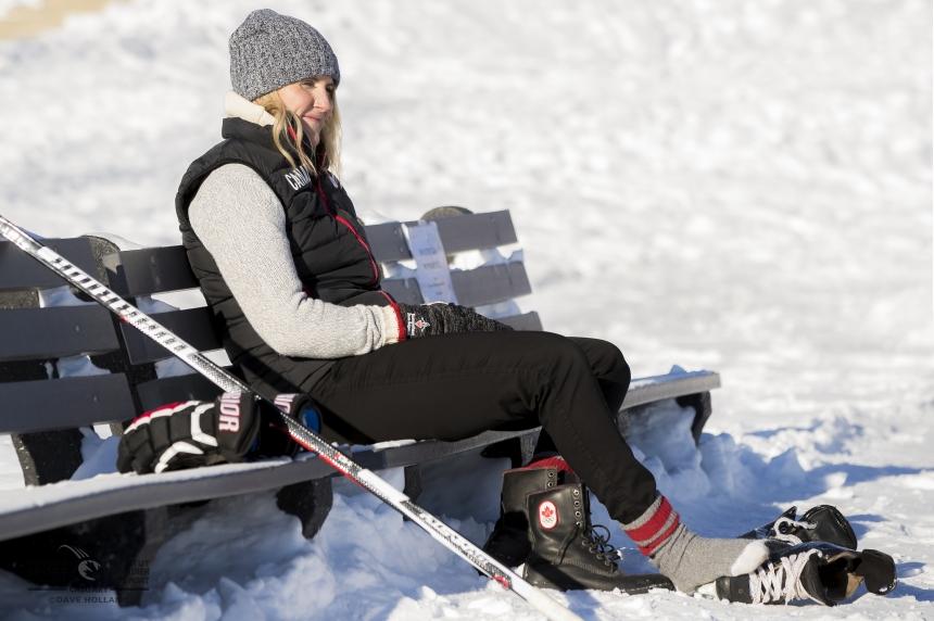 Sask. Olympian Hayley Wickenheiser applauds Russia ban