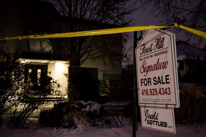 Autopsies reveal 'ligature neck compression' in Toronto couples death