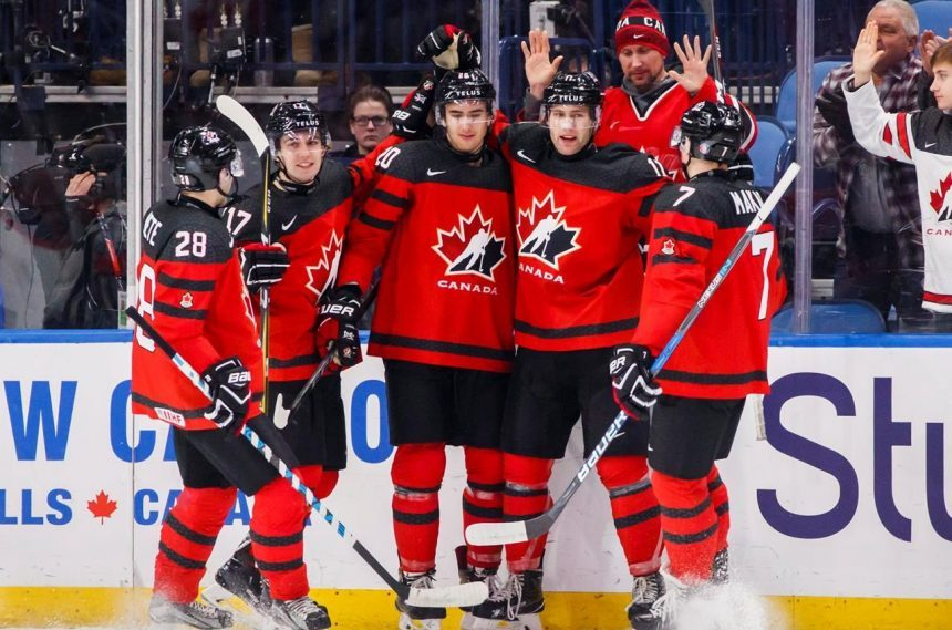 Backup Colton Point perfect as Canada blanks Slovakia 6-0 at world juniors