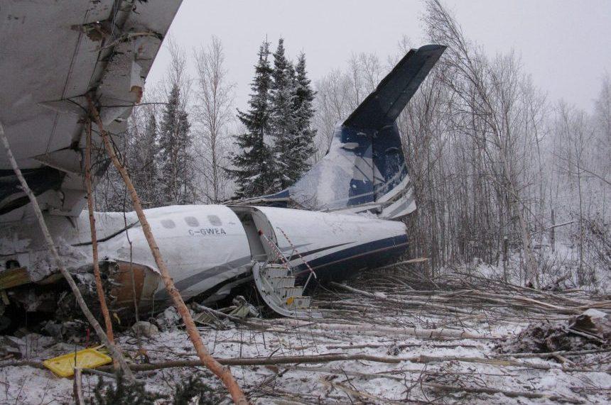 Feds ground northern Saskatchewan crash airline citing operational deficiencies