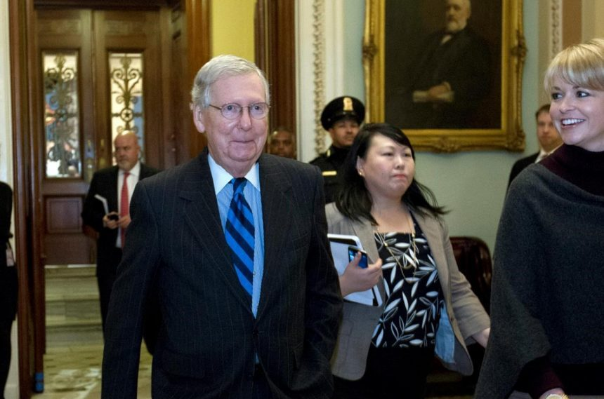 Shutdown extends into workweek, as Senate talks continue