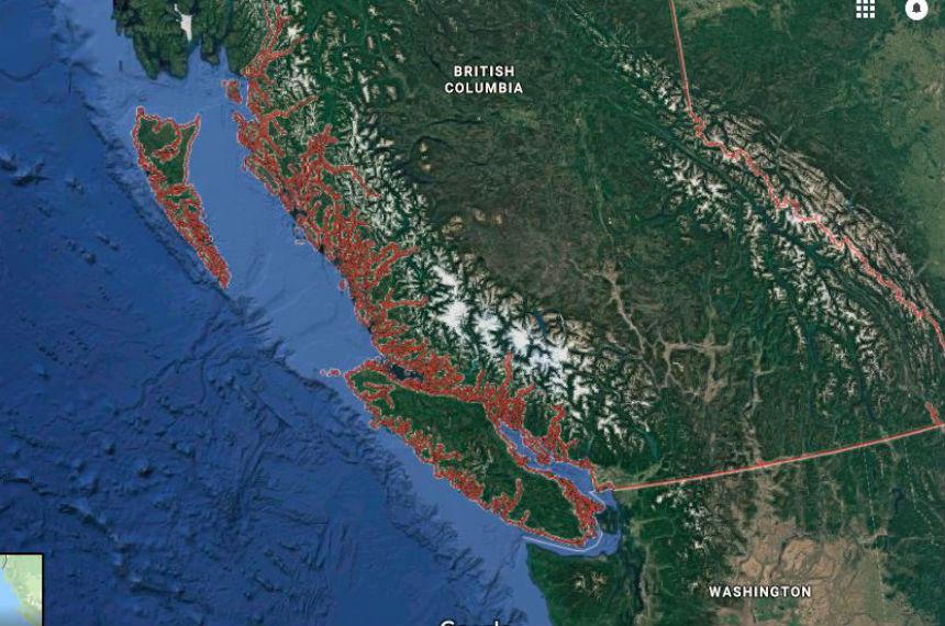 B.C. tsunami warning cancelled after earthquake off Alaska coast