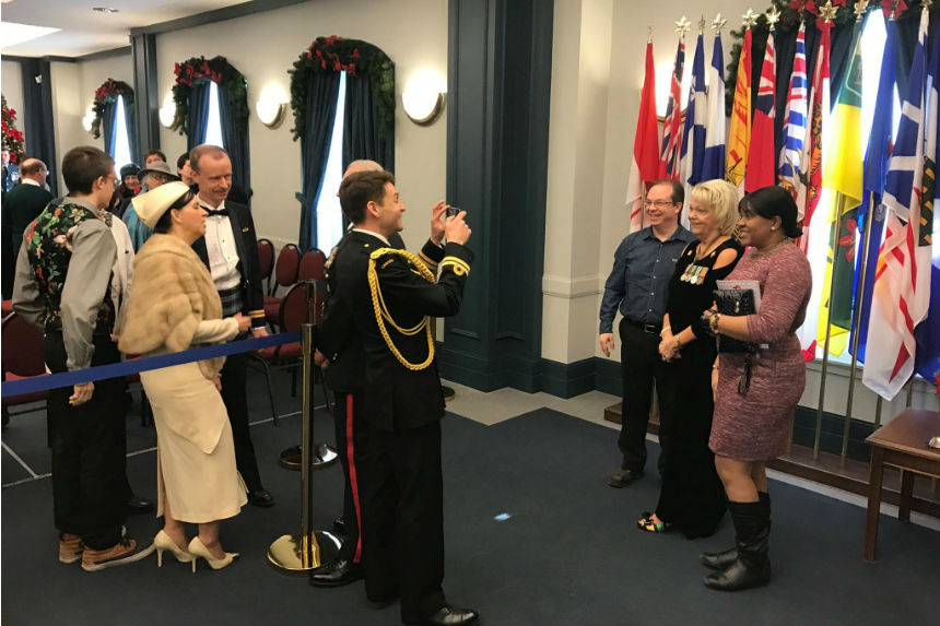 Last New Year's Day Levee for Sask. Lieutenant Governor