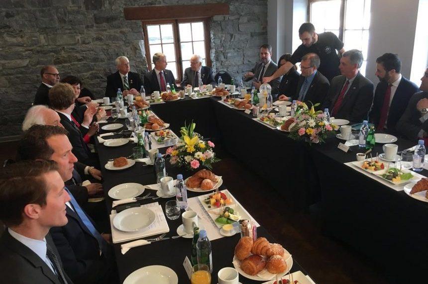 USA 'intransigence' would harm NAFTA talks -Union…